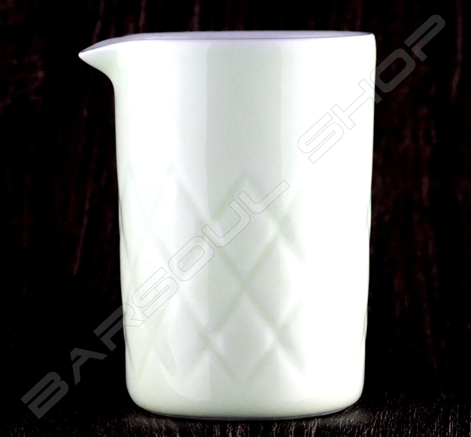 陶瓷攪拌杯 ceramics mixing glass H13cm