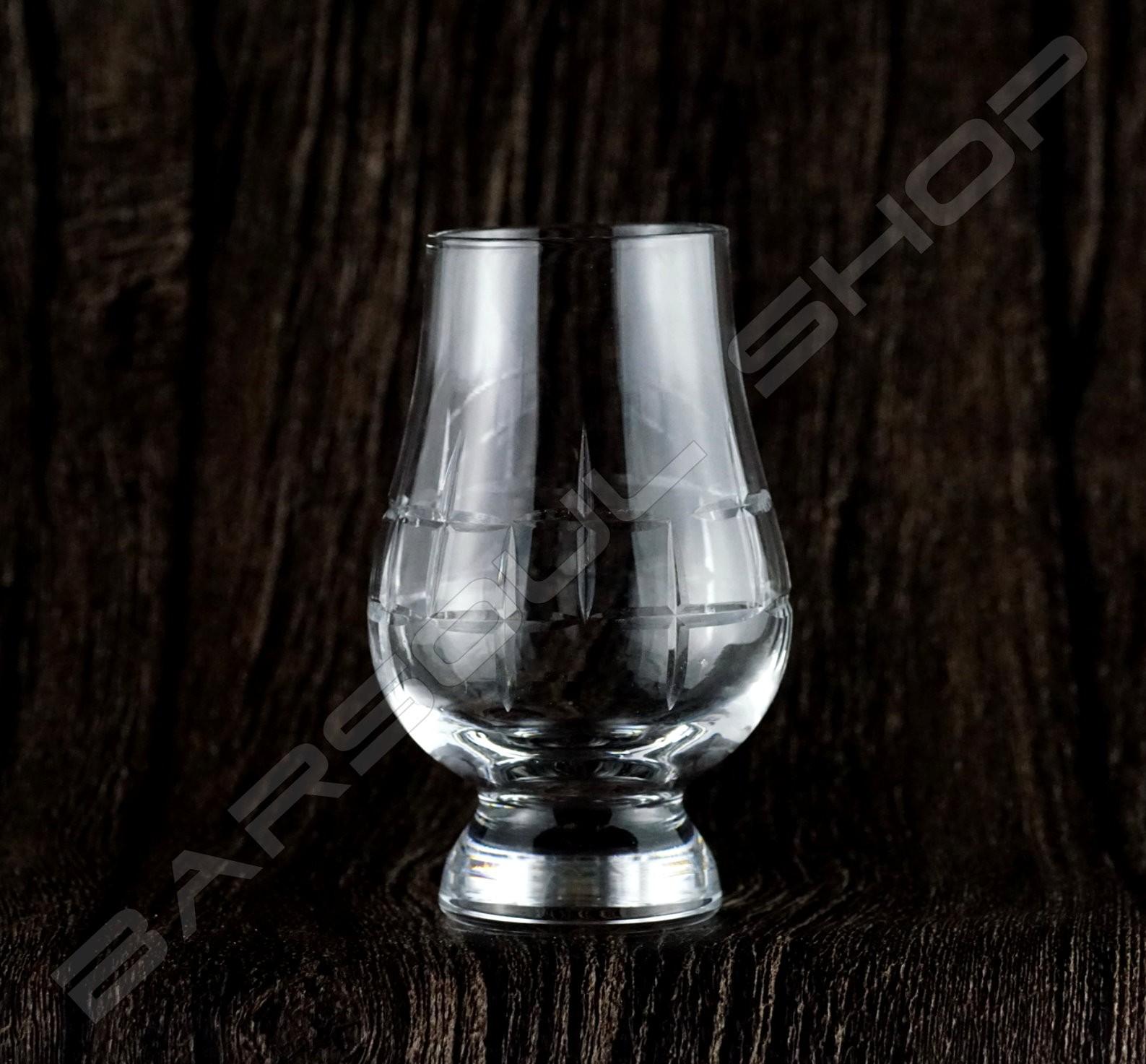 威士忌刻花聞香杯B  Glencairn Glass B