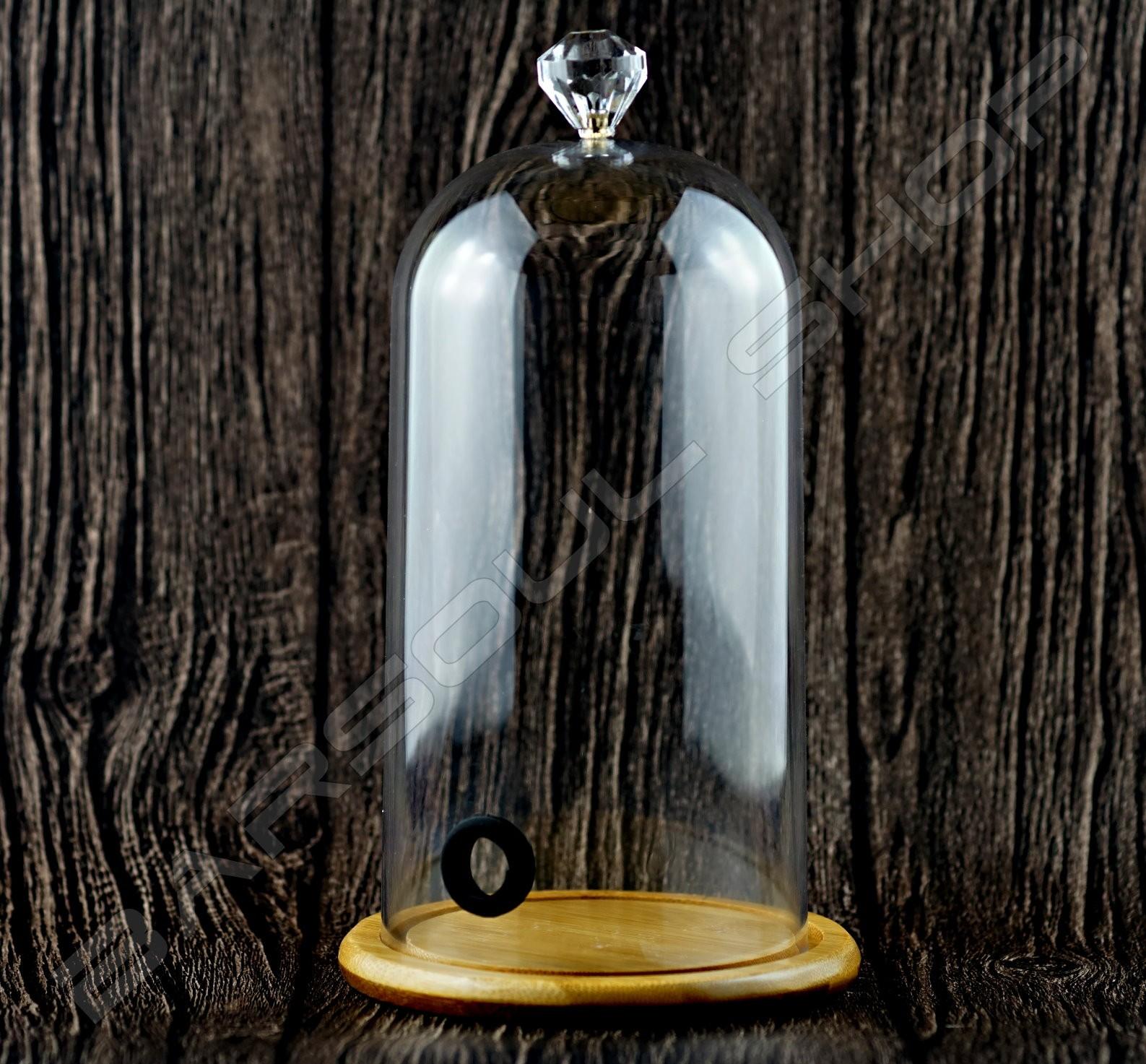 仿玻璃分子煙燻罩 Molecular Smoke hood