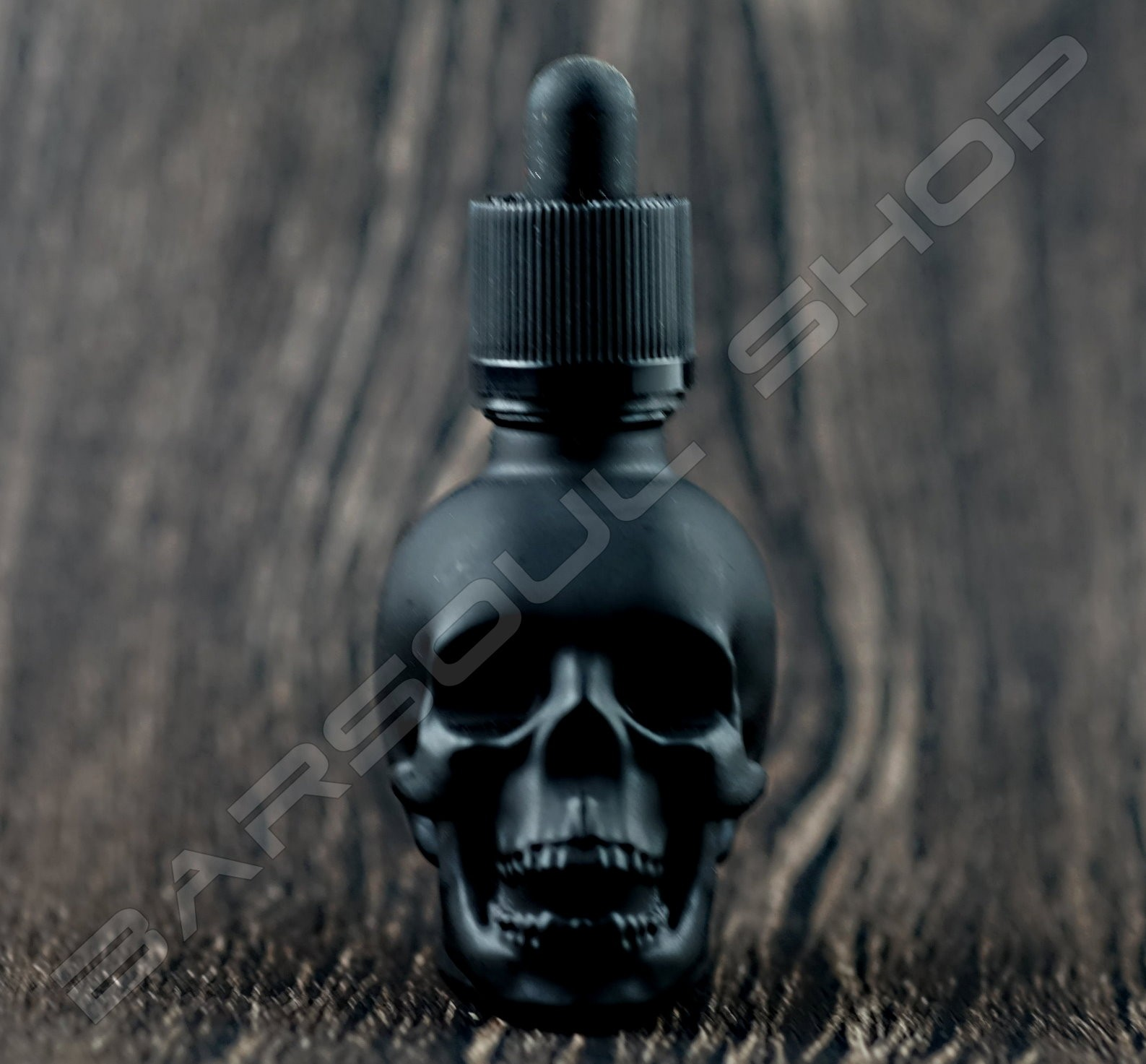 霧黑滴管瓶30ml Bitters Bottle (black)