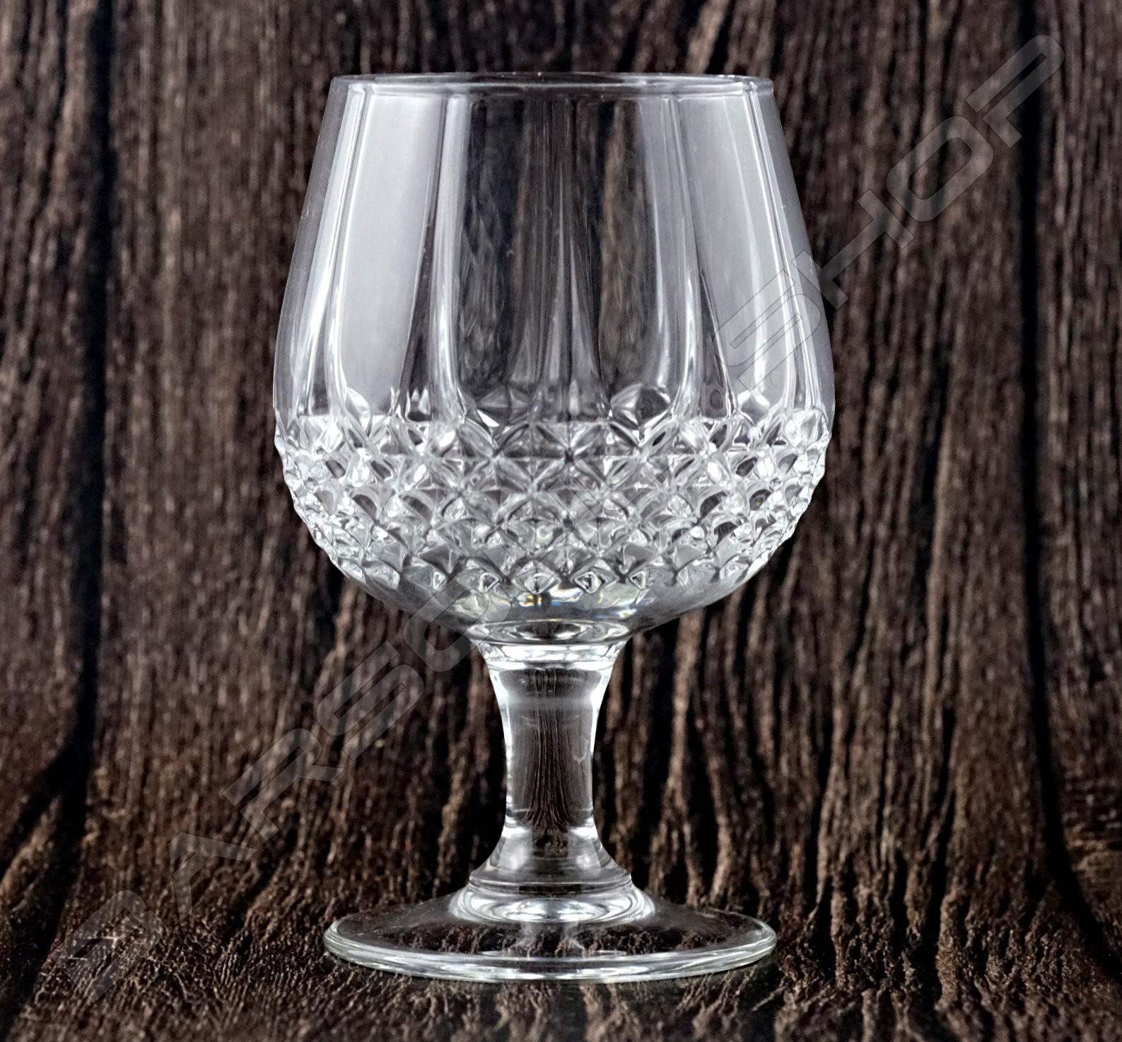 鑽石雕刻白蘭地杯320ml Brandy