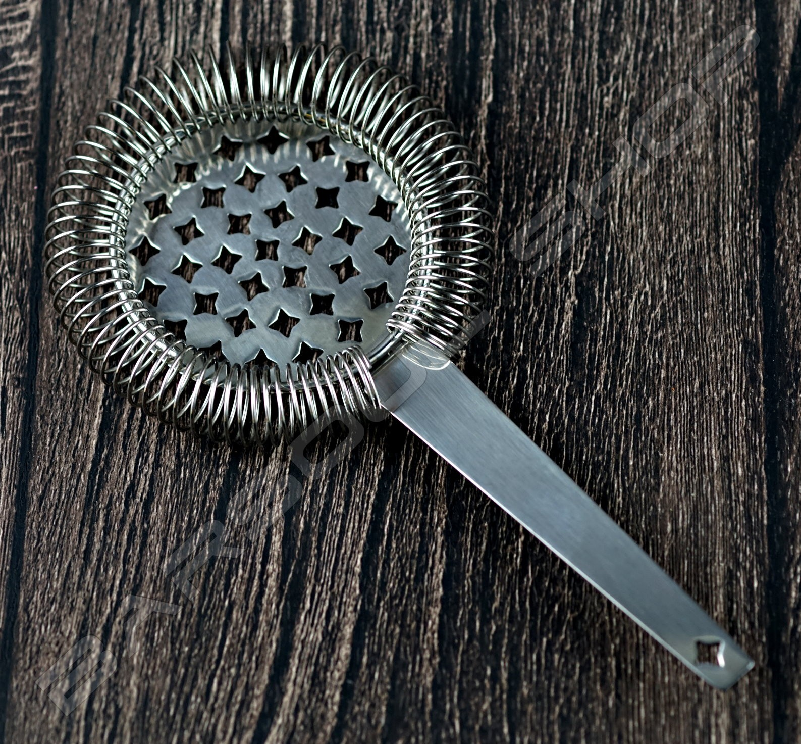法式飛鏢濾冰器(銀色) French darts strainer(silver)