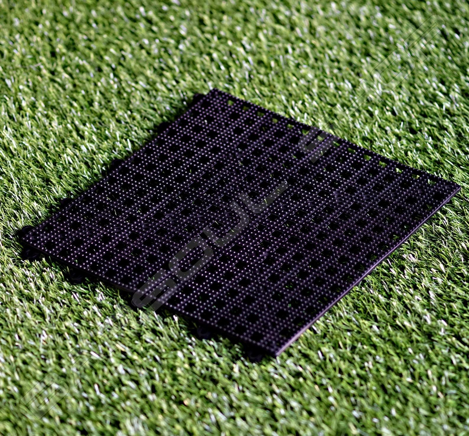 30*30cm方型瀝水墊(黑) Square drain pad