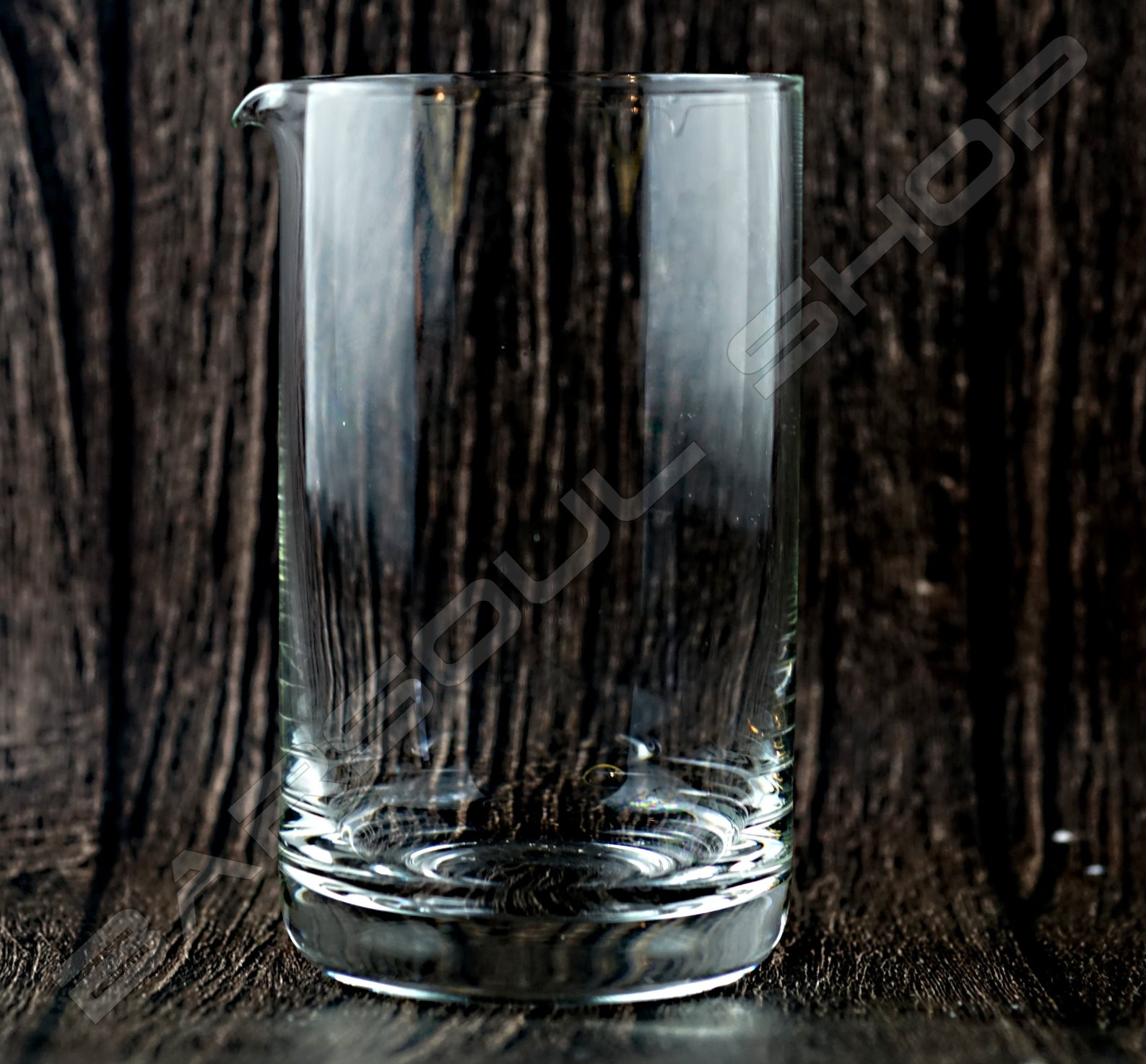 清透攪拌杯 630ml Crystal mixing glass (Diamond) H15