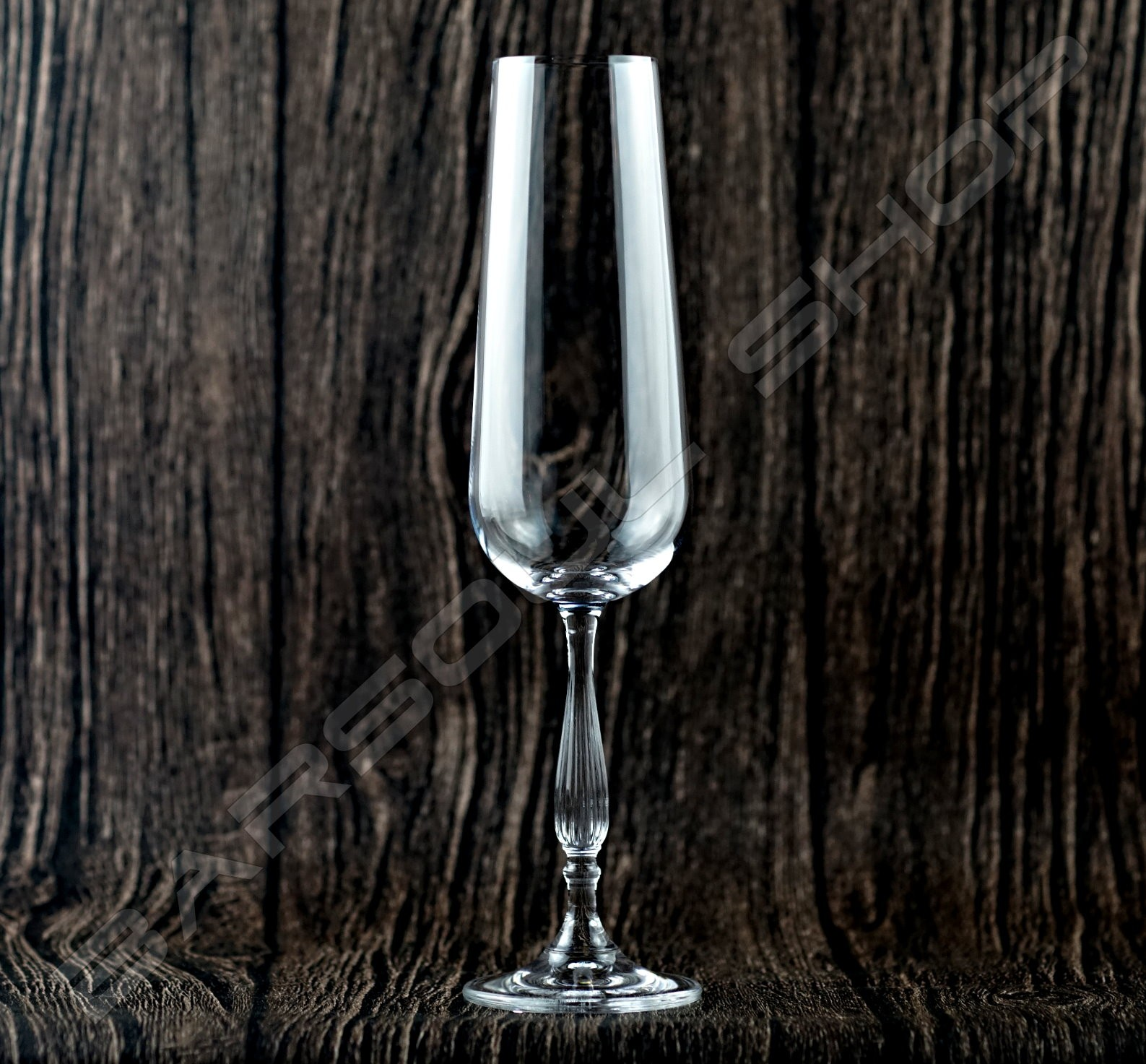 Bohemia 水晶羅馬柱香檳杯220ml champagne glass