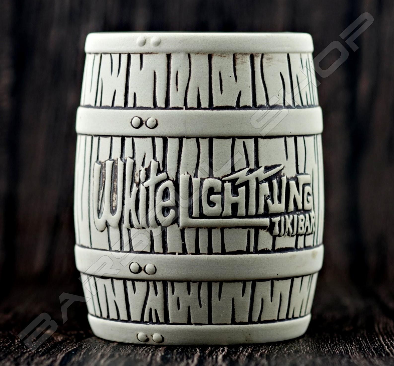 橡木桶型(White) TIKI cup