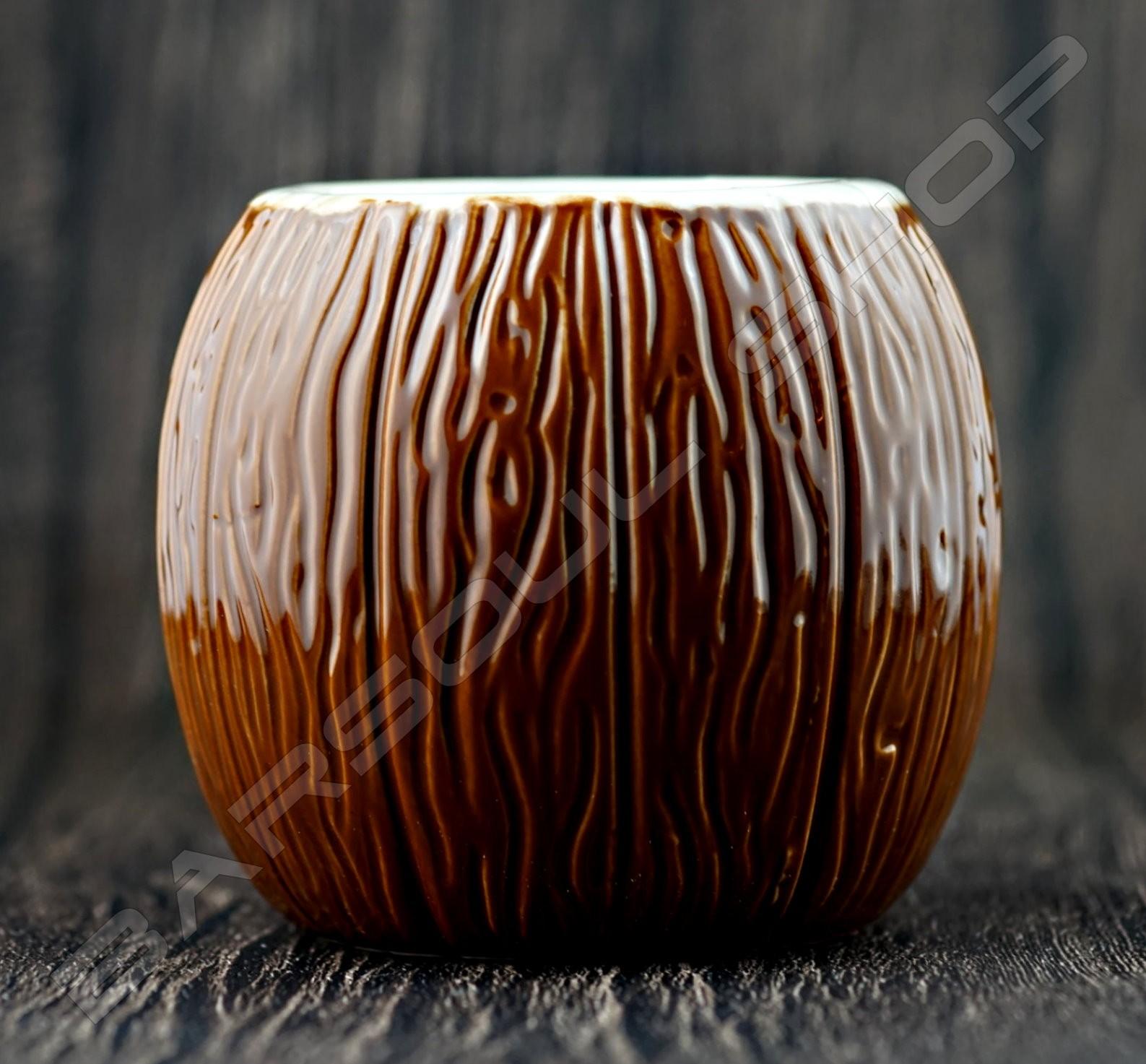 熱帶椰子殼 TIKI cup