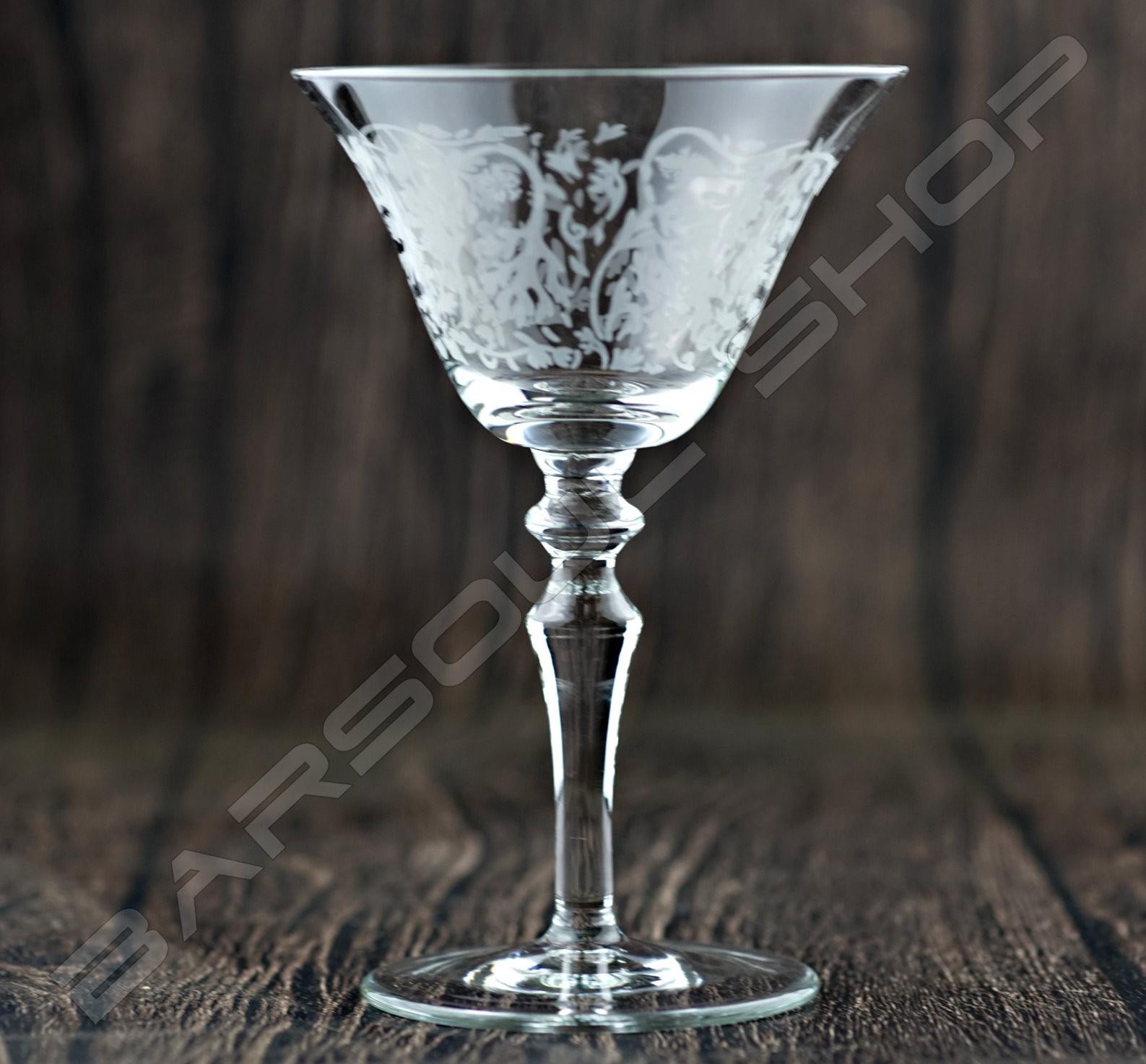 芫荽騰雞尾酒杯140ml Coriandrum sativum Lace cocktail Glass