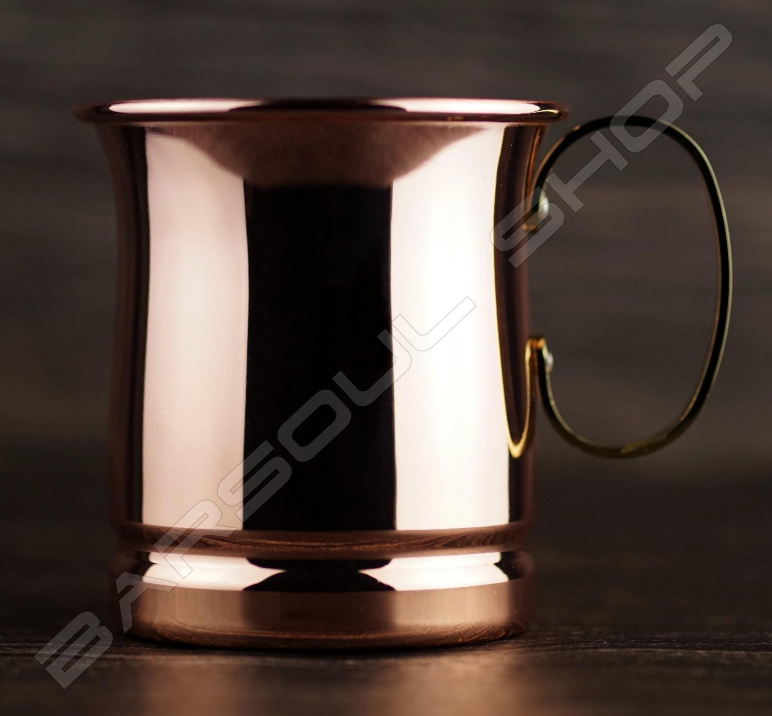 喇叭鍍銅杯400ml Speaker copper cup