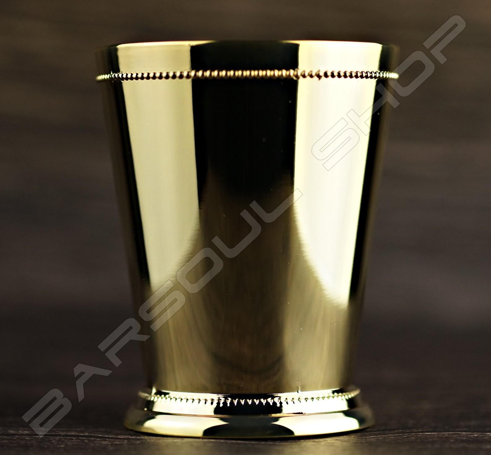 華麗朱莉普杯(金色) luxury Julep cup(gold)