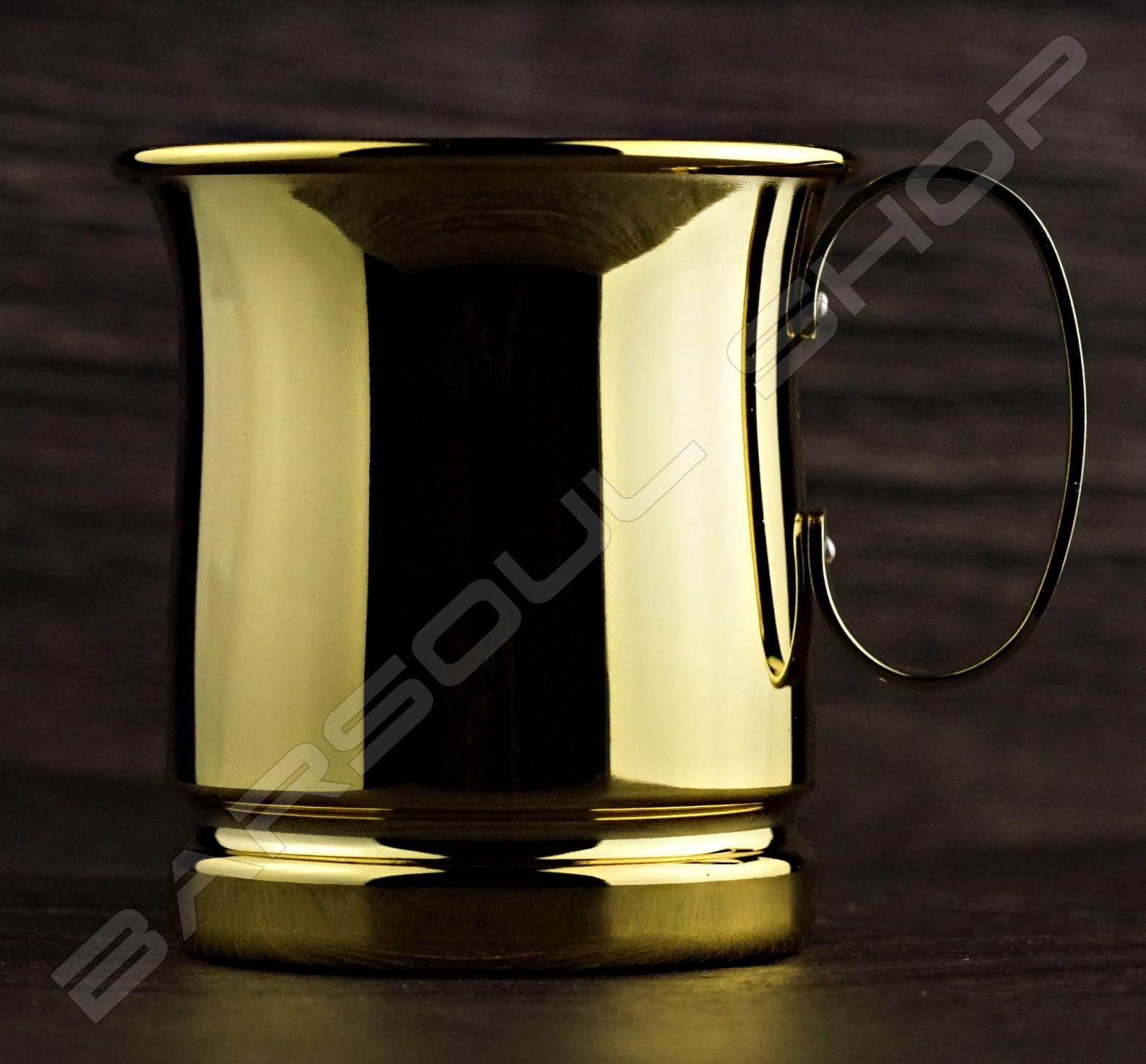 喇叭鍍金杯 Speaker gold cup