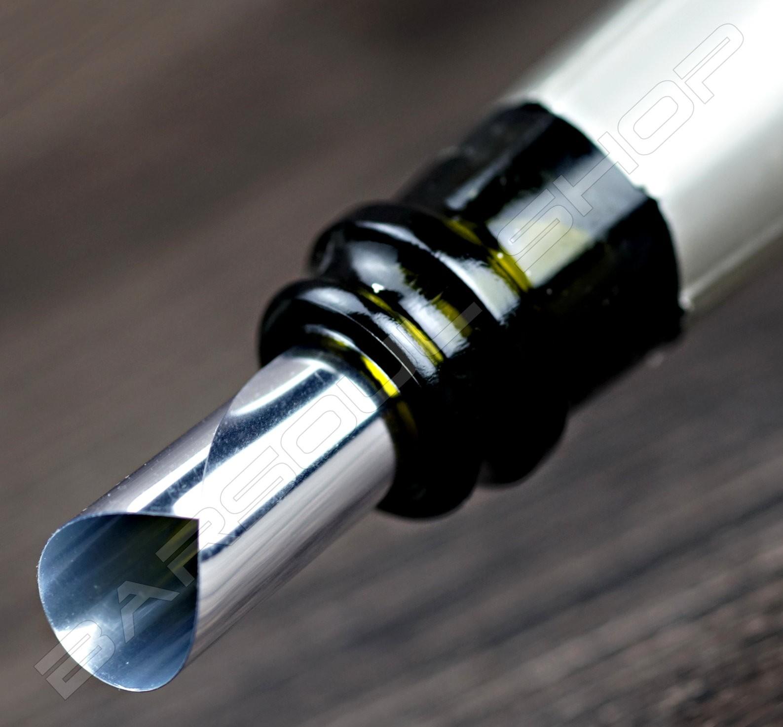 倒酒鋁片 Pouring aluminum