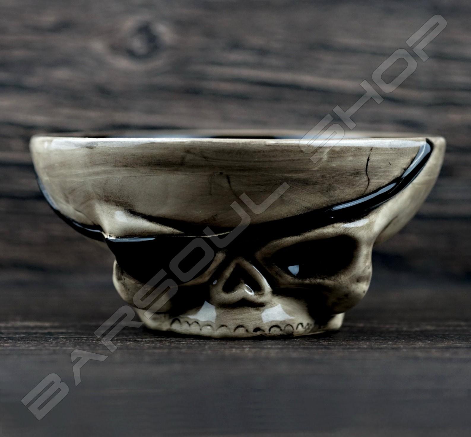 海盜骷髏缸 TIKI cup
