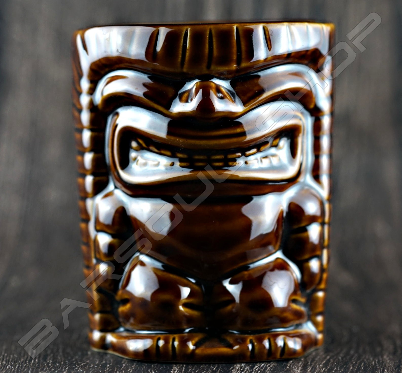 馬克型紅棕大胸肌 TIKI cup