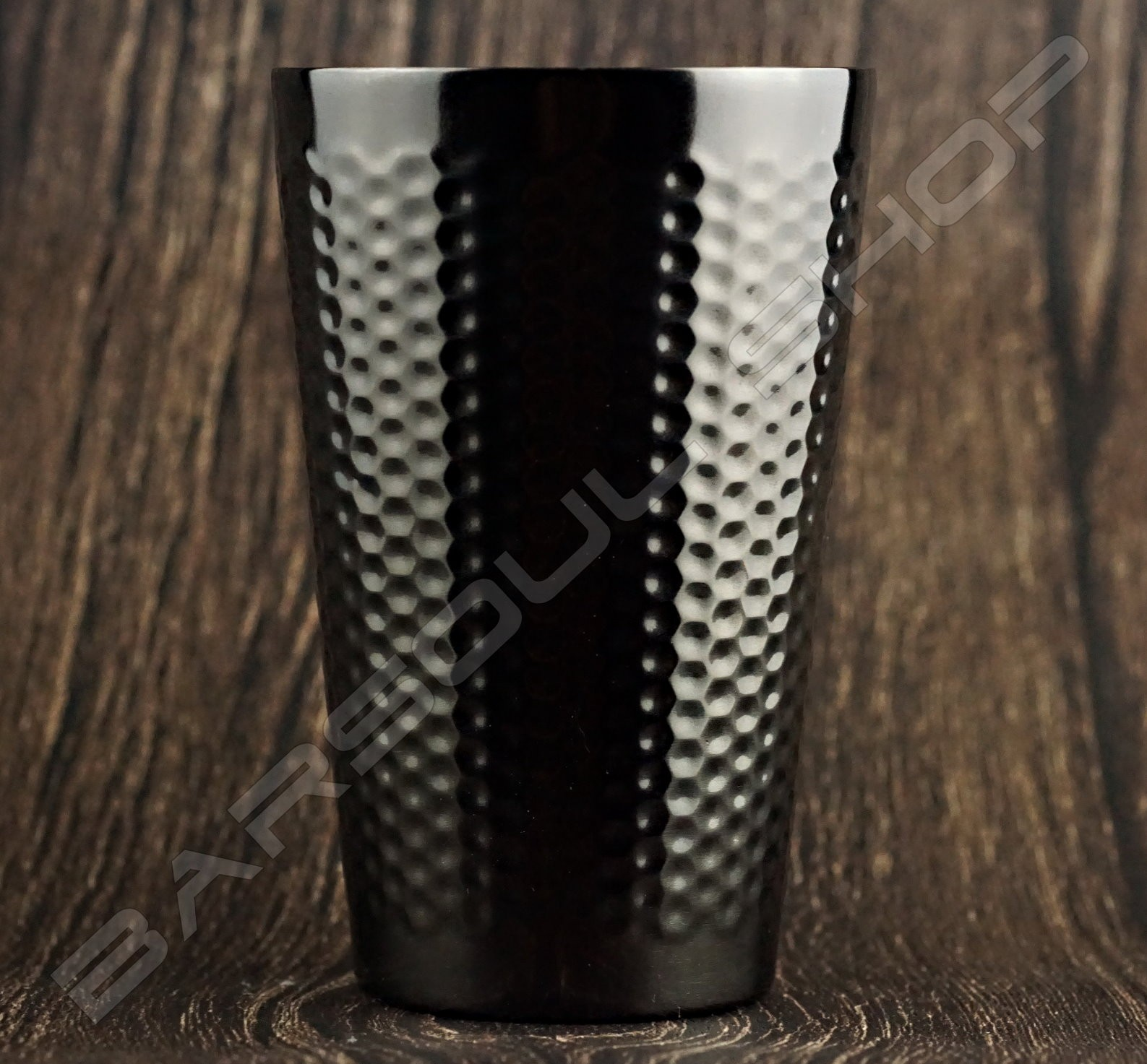 蜂巢成品杯(霧面黑) Honeycomb tiki cup