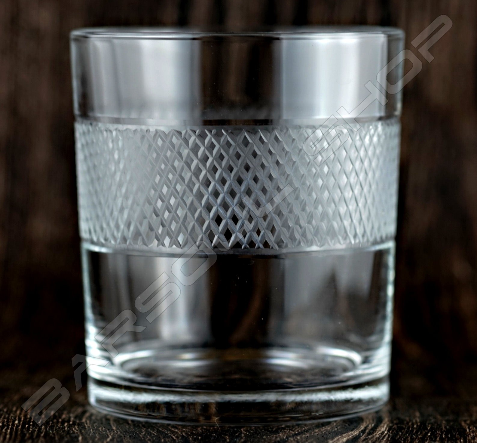 德國雕刻威士忌杯 A Germany SPIEGELAU Whisky Tumbler A