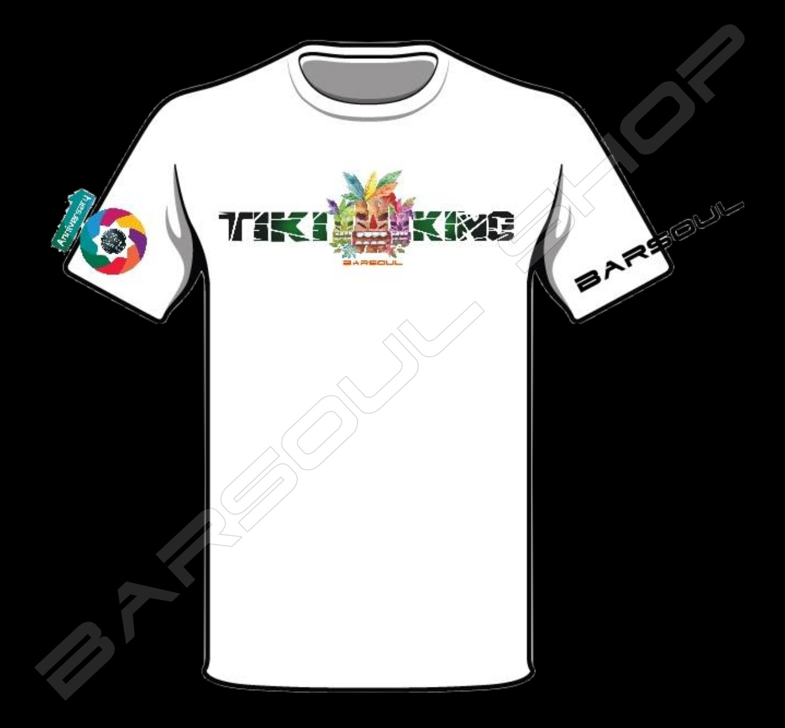 Barsoul Tiki King (Boy/4XL)
