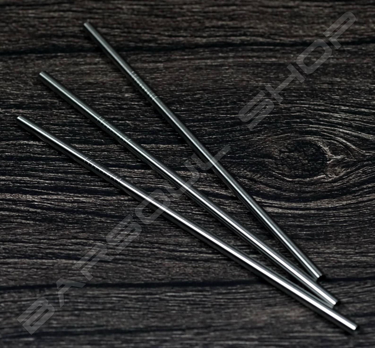 金屬吸管 - 直 Steel straw(straight)