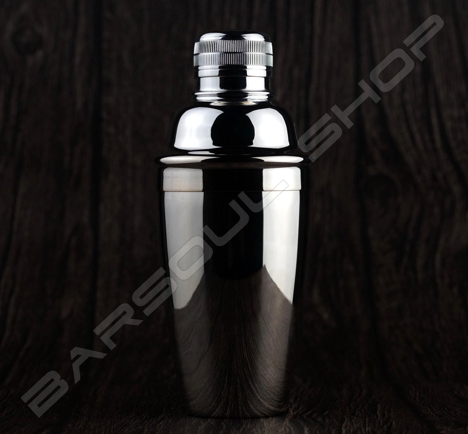 Japan Hayakawa silver shaker 500ml 洋白