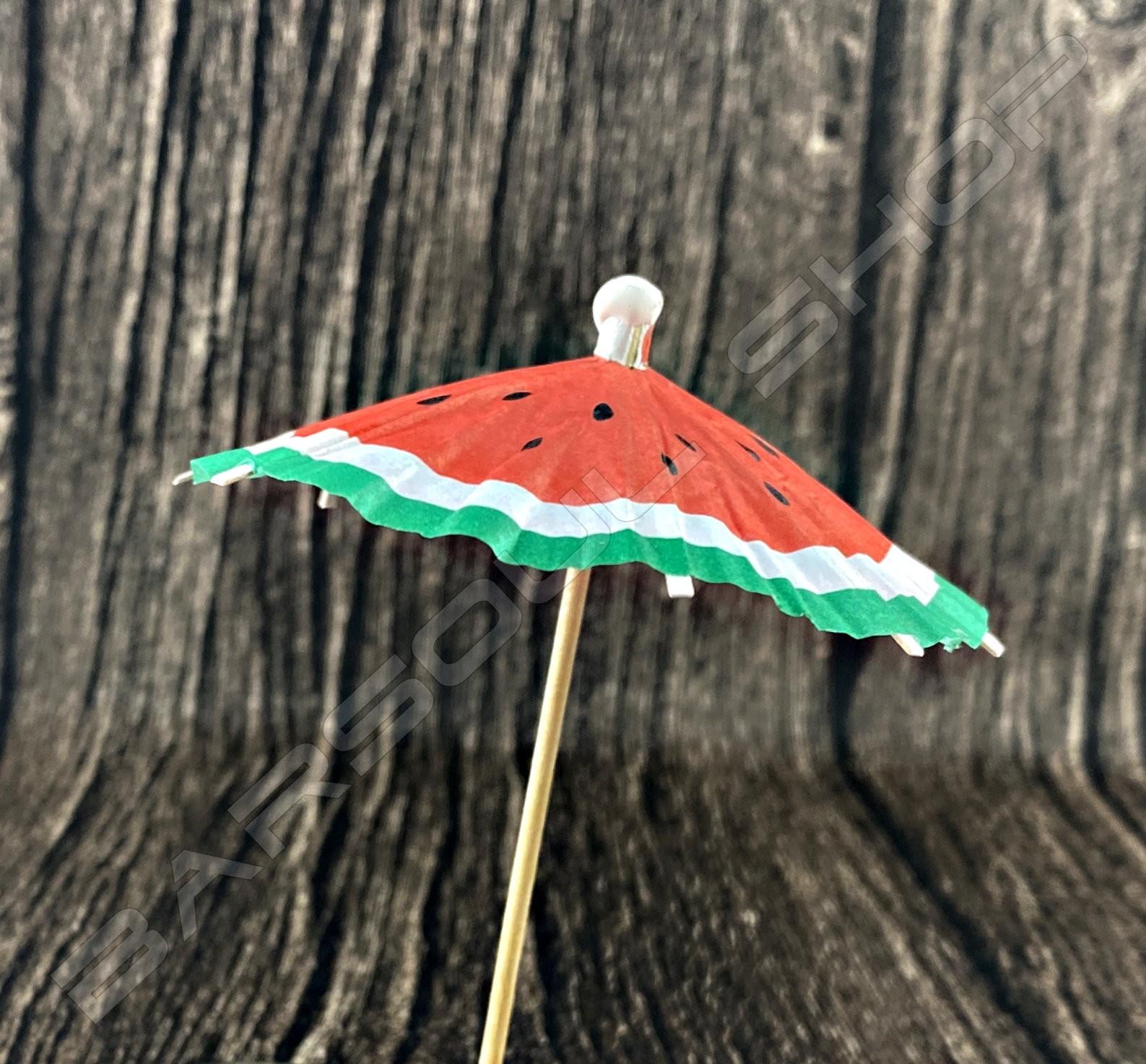 西瓜裝飾物插(約100支) watermelon cocktail stick