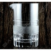 水晶攪拌杯 摩登款630ml Crystal mixing glass (Modern) H15