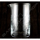 水晶攪拌杯 時尚款 Crystal mixing glass (Fashioned) H15cm