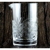 水晶攪拌杯 皇族款 Crystal mixing glass (Royal) H15