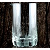 水晶攪拌杯 水滴紋 Crystal mixing glass Drop H15cm