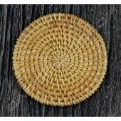 圓形竹杯墊(B) Round bamboo coaster