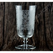 芫荽騰風鈴高腳杯300ml  Coriandrum sativum Lace cocktail Glass