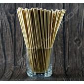 牛皮紙吸管A(100pcs) paper straw A