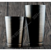 New Boston shaker set(plating retro copper)(瑕疵品售出恕不退換貨) NG New Boston shaker set