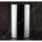 直筒雙層不鏽鋼吧匙筒 Steel barspoon cylinder