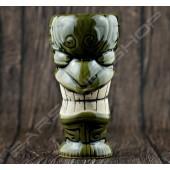 長柱型綠怪大嘴鳥360ml TIKI cup