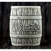 橡木桶型(White)600ml TIKI cup
