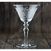 芫荽騰雞尾酒杯150ml Coriandrum sativum Lace cocktail Glass