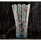 繽紛紙吸管N paper straw N