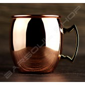 驢子鍍銅杯(鏡面)500ml Donkey copper cup(bright)