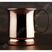 喇叭鍍銅杯400ml Speaker copper cup