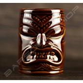 馬克型紅棕愛生氣 TIKI cup