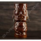 耳環款 - 漁夫(棕) TIKI cup