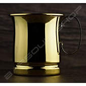 喇叭鍍金杯400ml Speaker gold cup