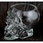 水晶骷魯造型杯 Crystal mixing glass Skull