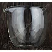 雙層水晶杯 Double crystal cup