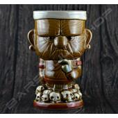 憤怒棕巫師450ml TIKI cup