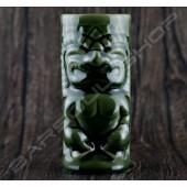 長柱型大胸肌-綠 TIKI cup