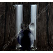 水晶保冰攪拌杯420ml Crystal cold mixing glass