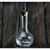 日式軟木塞苦苦精瓶(大) Japan Bitters Bottle (cork)