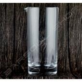 雙功能水晶攪拌杯/吧匙筒(輕透款) Crystal mixing glass tall Transparent H18cm