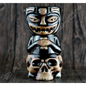 邪惡棕巫師 TIKI cup